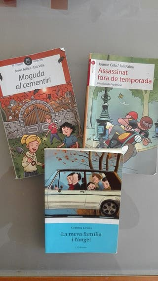 Llibres lectura infantils