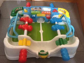Mi primer futbolín