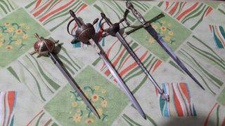 Espadas Antiguas Abre Cartas