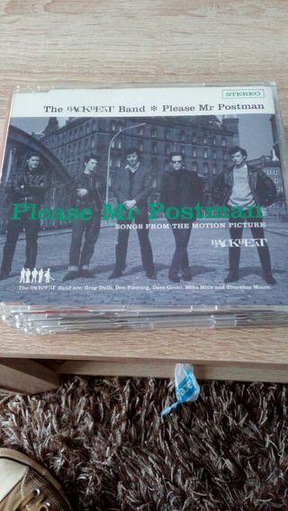 cd single The Back Beat