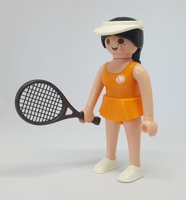 playmobil tenista