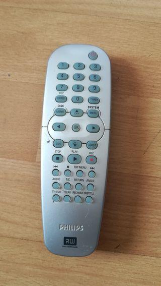 Reproductor de DVD Grabador Philips 3355