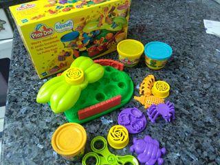 Juego Play_Doh