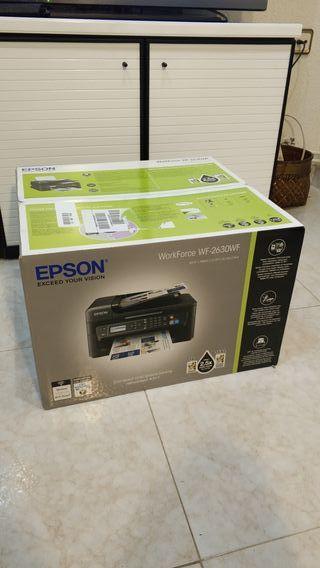 impresora espson wf-2630wf nueva