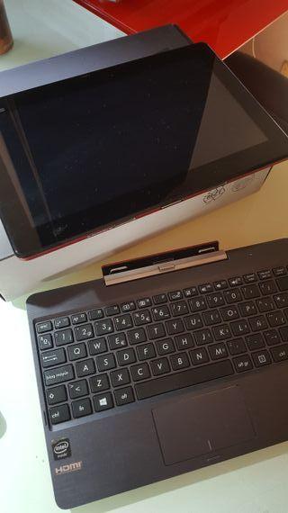 NETBOOK ASUS T100T , Portatil y tablet