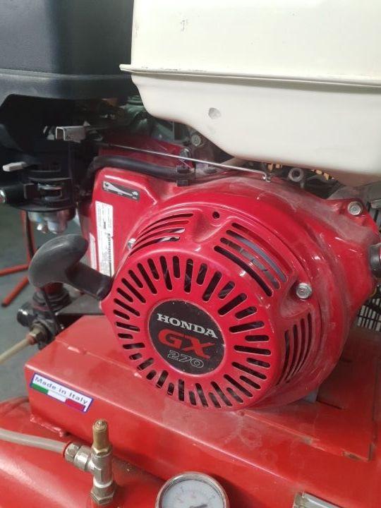 Compresor gasolina 9cv