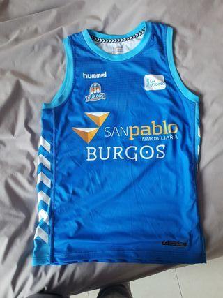 Camiseta San Pablo Burgos - C.B. Miraflores