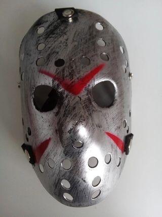 Máscara Jason Hockey