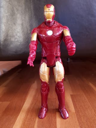 Ironman. Superhéroe.