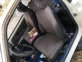 pareja asientos ax gti