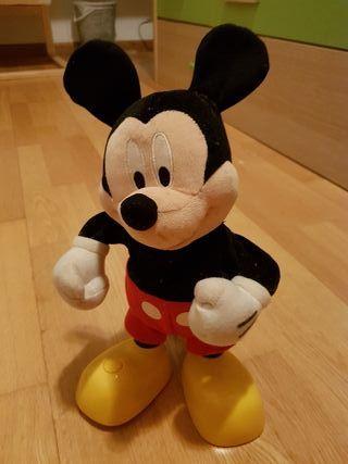 Micky canta