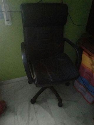 silla con ruedas