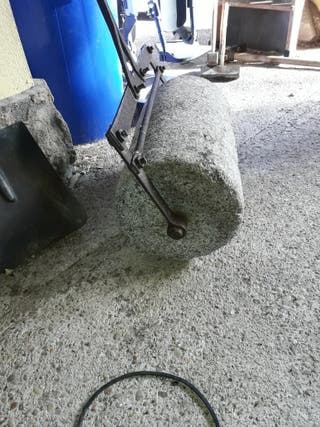 rodillo piedra