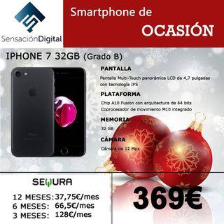 iPhone 7 con GARANTÍA !!!!