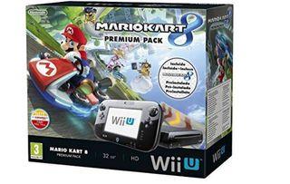 Nintendo Wii U Consola Premium Pack 32Gb con caja