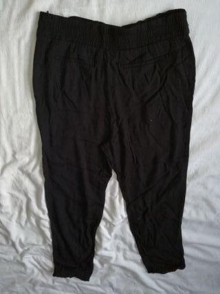 Pantalon baggy Mango T.42