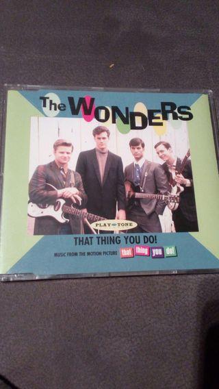 cd single The Wonders