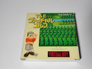 """Juego Nintendo Virtual Boy """"Virtual golf"""""""