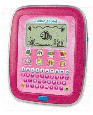 Tablet de juguete
