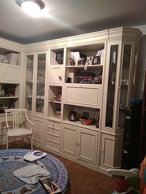 Oferta!!! mueble comedor blanco de segunda mano por 150 € en ...