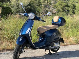 Vespa Primavera 125cc ie ABS Azul