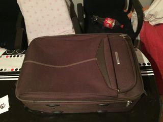 maleta viaje nueva