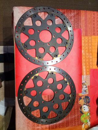 Discos gsxr1000 320mm