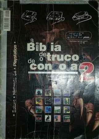 Guía trucos juegos consolas PlayStation saturn N64