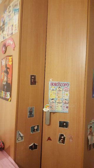 habitación niñ@