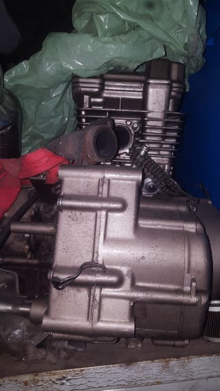 Despiece hyosung 250cc