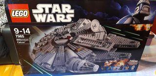 Falcon Millennium. Star Wars de Lego.