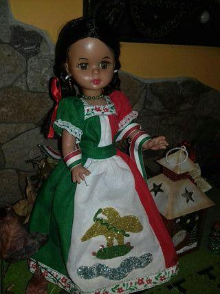 Muñeca tipica Mejicana.