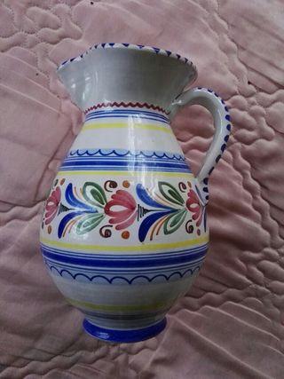 Jarra jarrón de cerámica De la Cal
