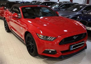 Ford Mustang Cabrio 5.0