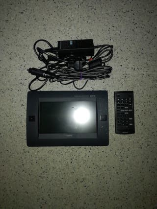 Reproductor DVD Sony para coche