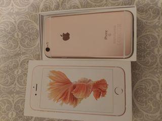 Iphone 6s 64gb ROSA COMO NUEVO EN CAJA + REGALOS