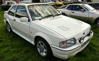 se vende despiece de ford escort rs turbo