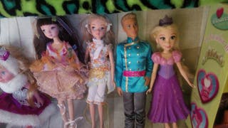 muñecos muñecas