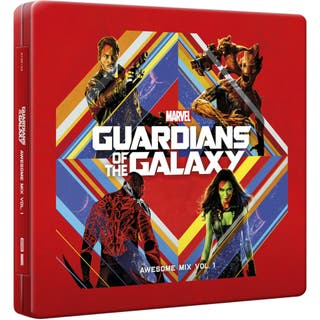Guardianes de la Galaxy Vol.1 Steelbook