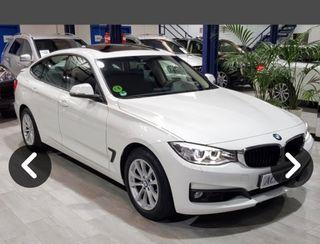 BMW 325D,GT 218cv 2015, C Verde