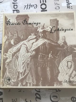 Placido Domingo - Lohengrin