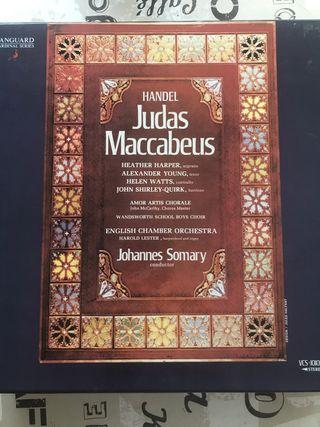 Handel Judas Maccabaeus VCS-10105/6/7