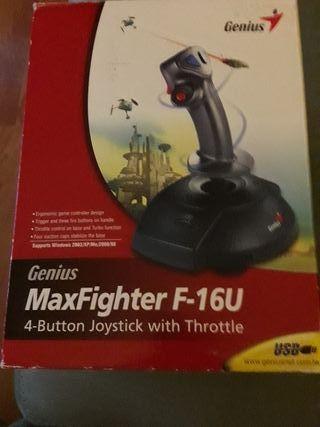 Joystick MaxFighter F-16U