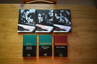 Libros 3x12€