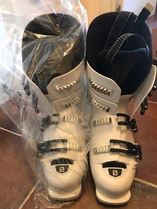 Botas esquí Salomon XMAX talla 26'