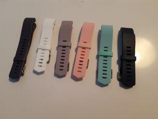 bandas de colores para Fitbit Charge 2