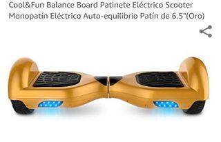 Balance Board Patinete Eléctrico Scooter Monopatín
