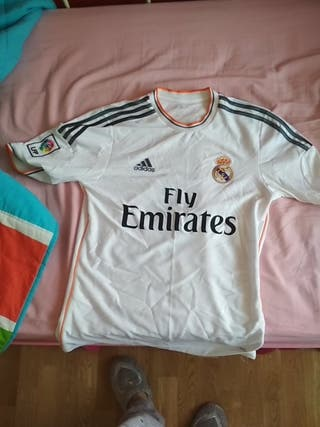 camiseta real Madrid original