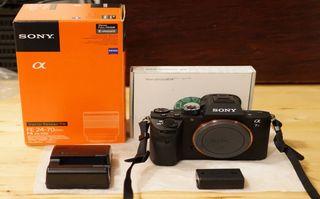 Sony A7SII 12.2MP + 24-70mm F4