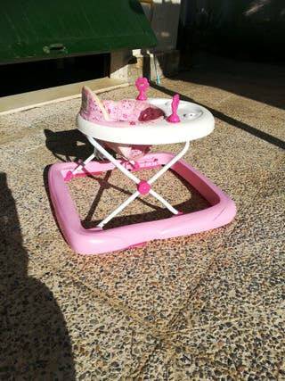 Tacatá andador bebé o niña